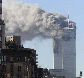 Gli attentati contro le Torri Gemelle di New York l'11 settembre 2001