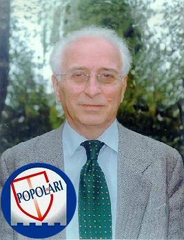 Il segretario del Partito Popolare Sabaudo Guido Bodrato