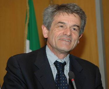 Sergio Chiamparino, segretario del Partito Democratico del Regno di Torino