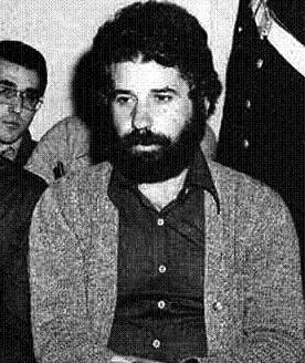 Il fondatore delle BR Renato Curcio