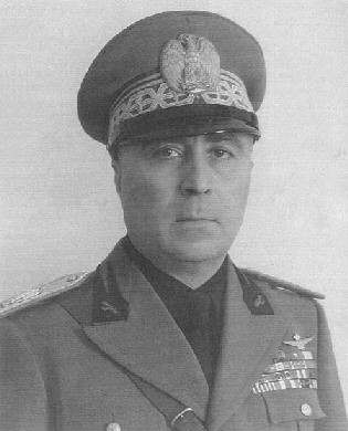 Il Duce Roberto Farinacci
