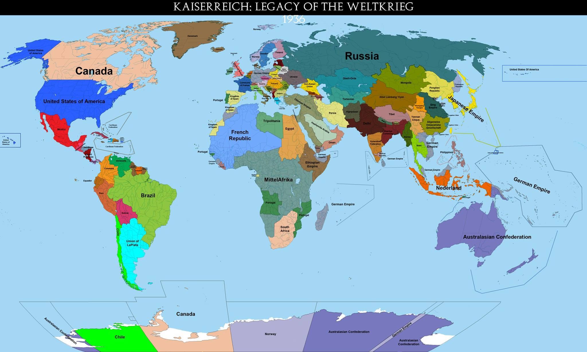 Hoi4 Kaiserreich Province Map