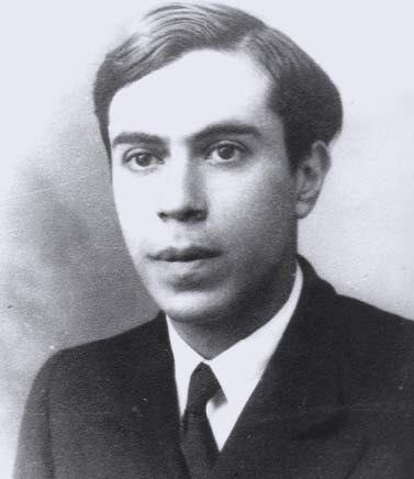 Il fisico Ettore Majorana (1906-1995?)