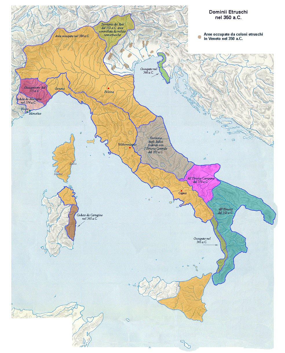 ucronia Ucronie etrusche.