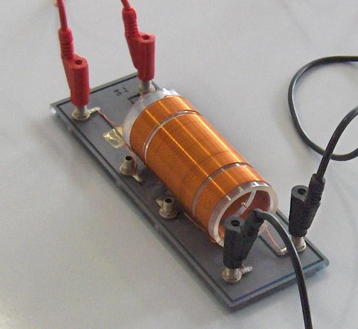 Costruire solenoide per creare un piccolo elettromagnete for Costruire un temporizzatore 12v
