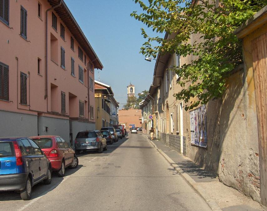 Ufficio Postale Via Monte Rosa Novara : Panorami lonatesi