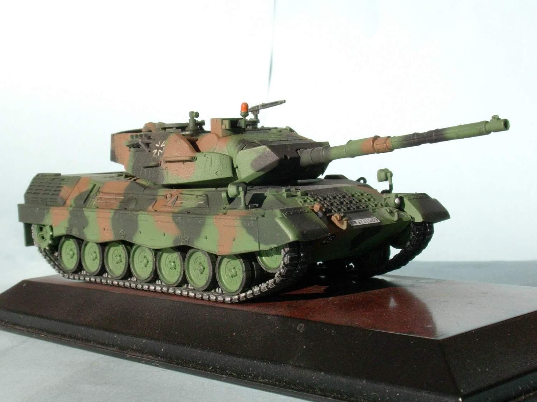 Foto carro armato leopard 37