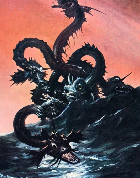 La Bestia del Mare, di Fernando Monzio Compagnoni
