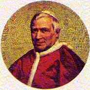 Beato Pio IX il Mariologo