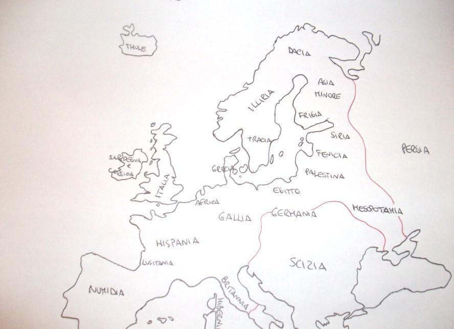 Ucronia La Civiltà Greca Nel Mar Baltico